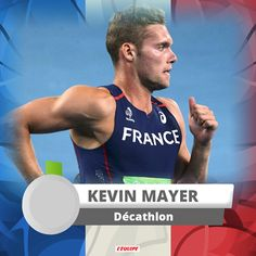 Kevin Mayer - Décathlon - J.O. Rio 2016 Kevin Mayer, Rio 2016, Events, Art, Kunst, Art Education, Artworks
