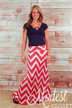 Cute Inexpensive Modest Clothing Lots of cute maxi skirts