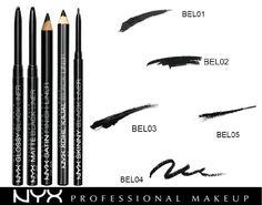 Η σειρά Collection Noir προσφέρει το ιδανικό μαύρο liner για εσας! Το καθένα έχει διαφορετικό τελείωμα, απο ματ μέχρι σατινέ και λαμπερό, οπότε θα βρείτε ακριβώς αυτό που ψάχνετε για να δημιουργήσετε το τέλειο smokey μακιγιάζ, sexy cat eyes ή απλά μια γραμμή liner με απόλυτη ακρίβεια!