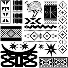 Ancient African Pattern - GraphicRiver Item for Sale