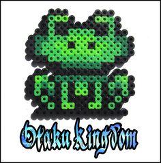 Frog Suit Perler Sprite by OtakuKingdomShop