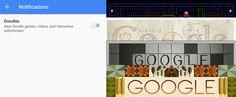 Google ci notificherà la presenza di un nuovo Doodle - Alcuni dei colorati e divertenti Doodle presenti nella home page del motore di ricerca Google da qualche tempo a questa parte, ha iniziato a sottolineare gli eventi più importanti come l'inizio di una particolare stagione o l'anno di nascita di un personaggio storico o importante. ... -  http://www.tecnoandroid.it/2017/01/07/google-ci-notifichera-la-presenza-di-un-nuovo-doodle-212418 - #Doodle, #Google