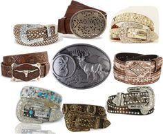 """""""belts"""" by realtreegirl1 - Y'all, I love belts..."""