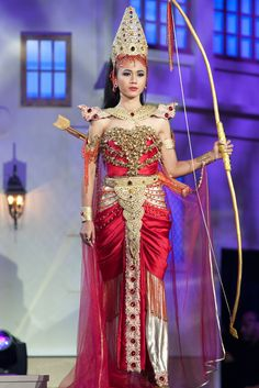 63rd Miss Universe Pageant: National Costume Show - Missosology - Thailand