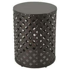 Metal Accent Patio Table - Threshold™