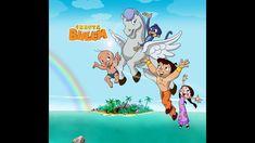 Chhota Bheem Cartoon - Flying Horse in Hindi - Cartoons For Kids Cartoon Wallpaper Hd, Horse Fly, Cartoon Kids, Cartoons, Horses, Pictures, Youtube, Fictional Characters, Photos