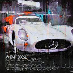 Mercedes-Benz Art