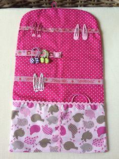 Haarspangenmäppchen*Piepmatz* von * Creative Happiness * auf DaWanda.com