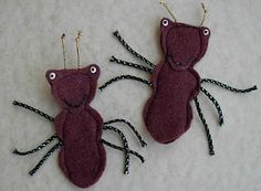 Crack of Dawn Crafts: Ants! Ants!