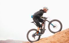 Tested: 2016 Specialized Turbo Levo FSR 6Fattie E-Mountain Bike  http://www.bicycling.com/bikes-gear/reviews/tested-2016-specialized-turbo-levo-fsr-6fattie-e-mountain-bike