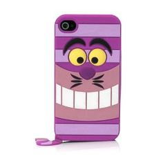 Cheshire Cat iPhone 4/4S Case