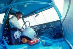 Richard Petty Superbird Michigan Speedway 1970