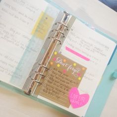 cafe et papier - blog: My Filofax Week #35