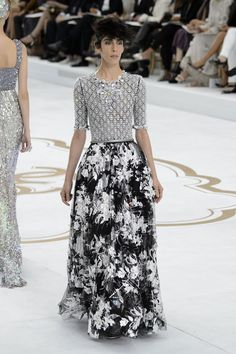 Chanel Haute Couture Fall/Winter 2014-2015 Pixie Chicks | GRAVERAVENS
