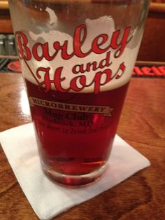 Barley And Hops Grill & Microbrewery in Frederick, MD
