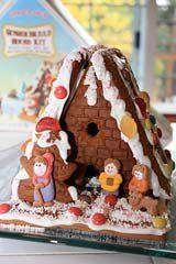 Throw A Great Gingerbread House Party for Kids! http://www.squidoo.com/throw-a-great-gingerbread-house-party-for-kids