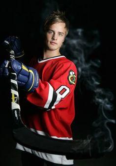niklas hjalmarsson - talented young defenseman for my beloved chicago blackhawks.