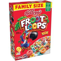Cereal should be its own food group at this point.