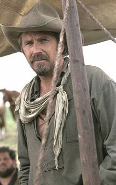 Kevin Costner from the movie Open Range. One of the all time best westerns ever. I never tire of watching Kevin and Robert Duval go after the bad guys. Kevin Costner, Western Film, Great Western, Western Movies, Western Names, Western Style, O Cowboy, Cowboy Girl, History Channel