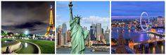 Top 25 Destinations August 2013