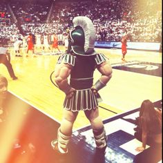 Sparty-Michigan State University