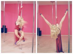 Pole Dancing Recital