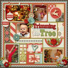 Trimming the Tree - Scrapbook.com