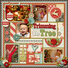 Trimming the Tree - Scrapbook.com