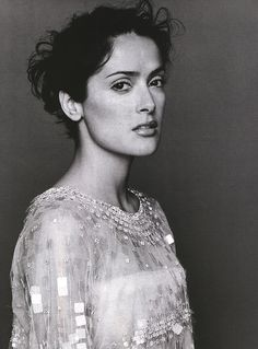 Salma Hayek..The woman is a powerhouse