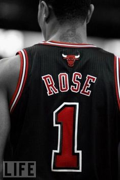 DRose only the greatest basketball player ever AND the love of my life :)