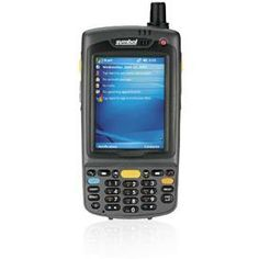 Motorola Symbol MC7004 PDA with Win Mobile 5.0 and 1D Laser Scanner Bluetooth.   The MC70 Series provides everything your mobile task workers need to achieve a new level of enterprise productivity - whether they are in the warehouse, on the delivery route, on the retail floor taking inventory, or in a hospital. Lightweight yet rugged.   Available for purchase at www.go-rugged.com
