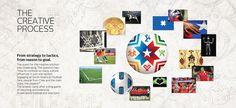 Processo Criativo / Event Identity - Copa America 2015 #Brand #Design