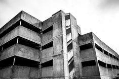 Photograph by Chris Guy Urban Photography, Brutalist, Car Parking, Bristol, Buildings, Room Decor, Guys, Architecture, Arquitetura