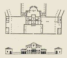 Andrea Palladio - Villa Godi (1540)