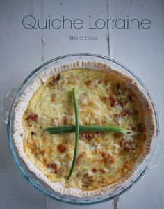 The Best Quiche Lorraine {South of the Mason-Dixon} - life{in}grace