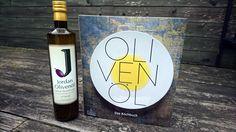 Das Olivenöl Kochbuch von Bastian Jordan u. Daniel Esswein.  Wissensertes und Rezepte rund um das Thema Olivenöl. Die Buchbesprechung gibt es in diesem Beitrag.