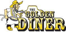 Breakfast or lunch. The Golden Diner is probably our favorite place to eat breakfast - at the counter. I've never eaten lunch here! Just 2 blocks away.