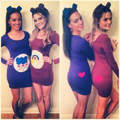 Bff Halloween Costume Ideas   Google Search Care Bears Halloween Costume,  Care Bear Costumes,