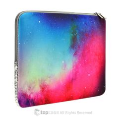 """- Convenient zipper closure, Soft, stretchable neoprene material fits most 13"""" Laptop and Macbook - Fit All Macbook Air 13-inch even with the hard case on. - Zipper laptop sleeve design allows you to"""