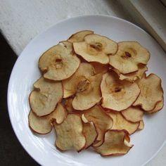 Apple Chips | Nutrimost Recipes