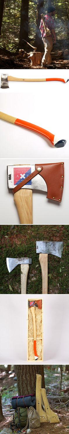 Best Made : No Ordinary Axes. Well. At least not if your axes were featured prominently in an exhibit at the Saatchi Gallery in London and in magazines and newspapers the world over...
