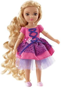 Madame Alexander Rapunzel Travel Friend Doll