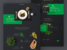 Diet Basket Landing page
