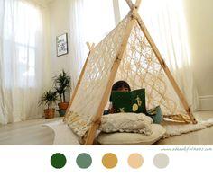 Tente Pour Enfant #DIY #Kids #Enfant