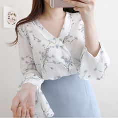 Spring Wind Blouse