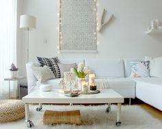 + IKEA!!! Weiße WohnzimmerWeiße ...