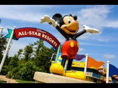 Disneys All Star Sports Resort Overview - YouTube
