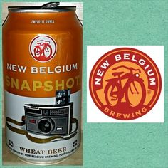 #482 SNAPSHOT WHEAT  • New Belgium Brewing • Fort Collins, CO • ☆☆☆☆