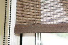 Rolgordijn geweven hout - ArkelWonen