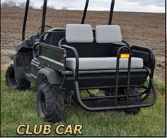 Club Car Bed Seat